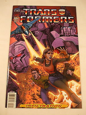 IDW the Transformers #2 2006