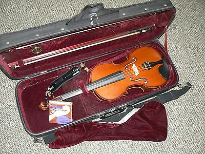 VIOLA 16 Stephan Ulrich with case,extras