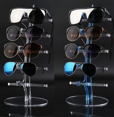 5 Pair Plastic Sunglasses Glasses Show Rack Counter Display Stand Holder BL