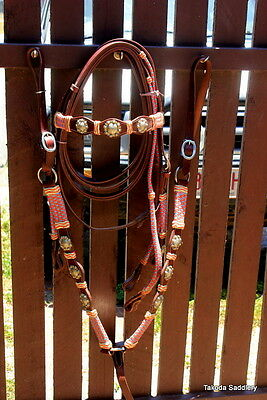 FULL size Bridle/Breastplate set