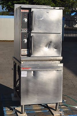 GAS - Commercial Market Forge 3500 Double Steamer - LOCAL PICK UP
