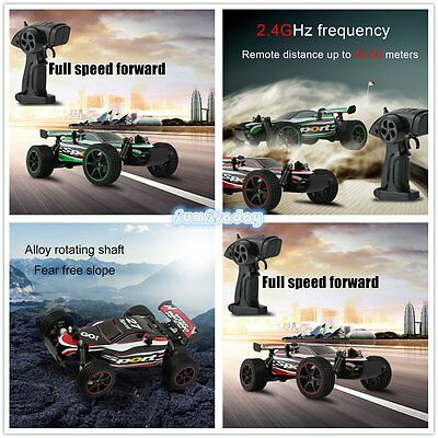 1/20 RC 20km/h High Speed Radio Remote control Racing buggy Car Off Road Boy Toy