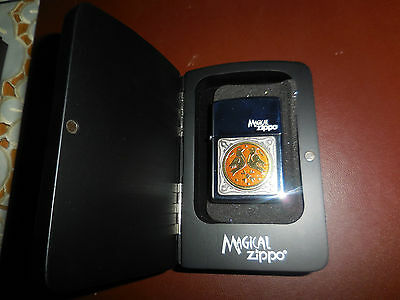 New Zippo Lighter,A extremely rare zippo....nice..[2005]...............