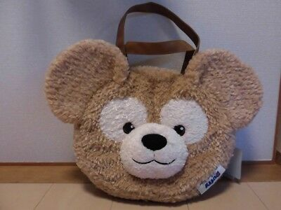 Tokyo Disney Sea Limited Duffy face tote bag with shoulder strap 3 way