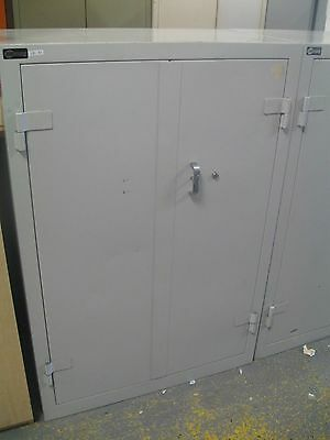 Class C  Metal Cabinet   Heavy duty storage cabinet. 135cm tall.