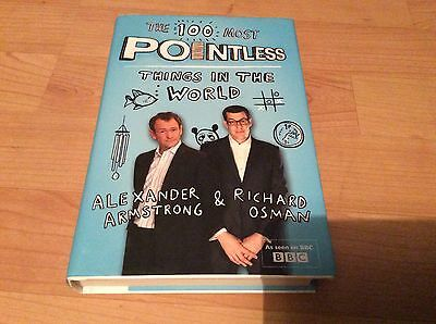 The 100 Pointless Things In The World - Alexander Armstrong / Richard Osman Bbc
