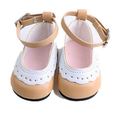 2017 gift cool Handmade fashion shoes for 18inch American girl doll party b377