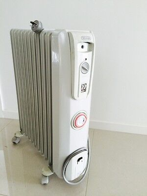 Delonghi Electric Colmn Oil Heater Fully Automatic