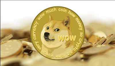 2500 Dogecoin (2.5K DOGE)- Direct to wallet quick. DOGE mining contract