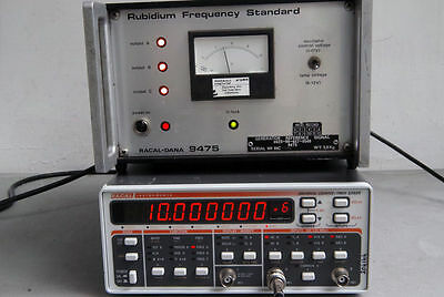 RACAL-DANA 2202R 1.3 GHz. FREQUENCY  COUNTER /  REFERENCE  FREQUENCY SOURCE