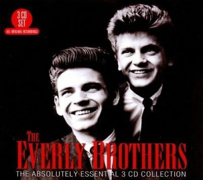 Everly Brothers The - Absolutely Essential 3cd The New CD
