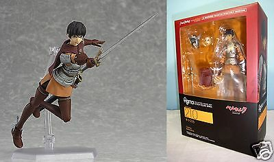 New Figma Casca Berserk Band of the Hawk Max Factory Action Figure In Stock F/S