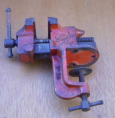 VINTAGE RECORD IMP No80 TABLE/BENCH MOUNT VICE