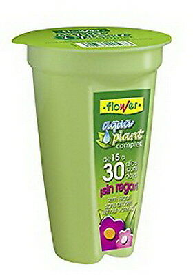 2 pcs Aquaplant Flower complet gel 150ml provides the water and nutrients