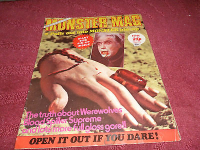 Monster Mag #14 (original 1975 issue)