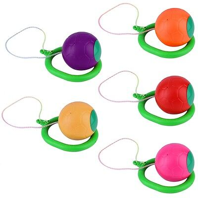 W#Skip Ball Outdoor Fun Toy Balls Classical Skipping Toy Fitness Equipment F#