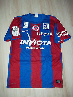 maillot CHATEAUROUX  MATCH CHATEAUROUX LENS  2011/2012