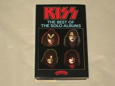 Kiss - Cassette - The Best Of The Solo Albums