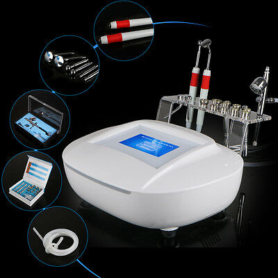 Diamond Microdermabrasion Dermabrasion Face Peel Spray Galvanic Beauty Machine