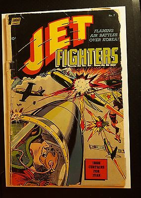 Jet Fighters No.7 GD (Standard 1953) USA Flying Saucers and Drones