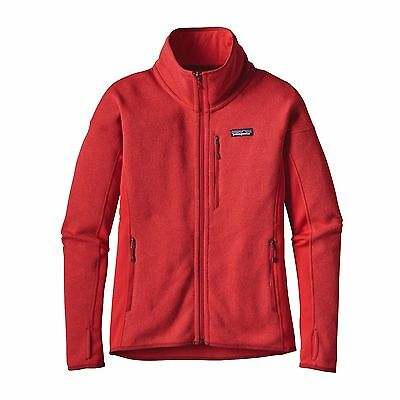 Patagonia Women's PERFORMANCE Better Sweater™ Fleece Jacket - French Red - M