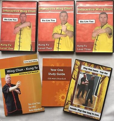Your ULTIMATE Wing Chun Kung Fu - Home Study Course - Year 1
