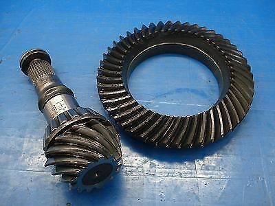 bmw 3.45 ratio 210mm large diff ratio pinion and ring gear e36 m3 evo 3.2l and o