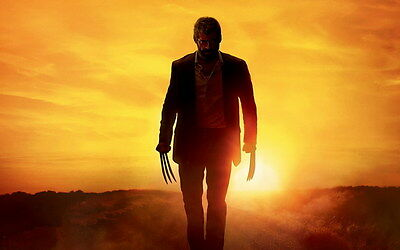 "015 The Wolverine 3 - Hugh Jackman Action 2017 Movie 38""x24"" Poster"