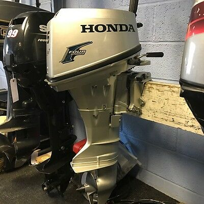 2005 Honda BF6BX SGD 6hp Short Shaft 4-Stroke Outboard