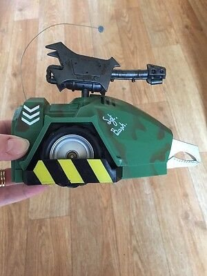 Robot wars remote control Sgt Bash In Full Working Order And Lovely Condition