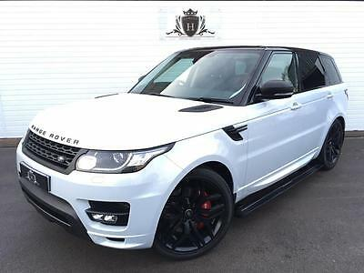 2015 Land Rover Range Rover Sport 3.0 SD V6 Autobiography Dynamic Station
