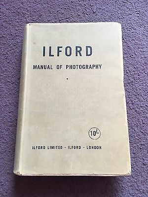 Ilford Manual Of Photography