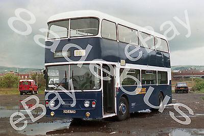 Bus Negative & Copyright CLYDE COAST SERVICES GNS 670N