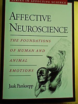 Affective neuroscience the foundations of human and animal emotions by Panksepp