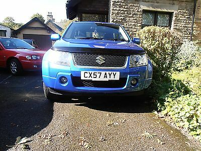 Blue Low Mileage suzuki Grand Vitara 3door