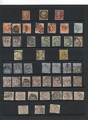 Victoria mix 45stamps incl some better  most in ok quality