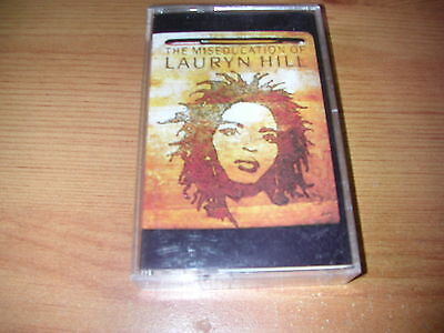 Lauryn Hill  The Miseducation Of    Cassette