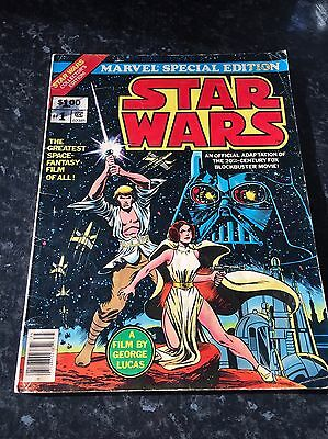 Star Wars First Edition Collectors Edition Comic 1977