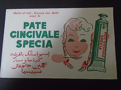 Pate Gingivale Speciale