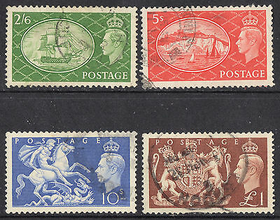 sg.509-12.     festival high values.     USED