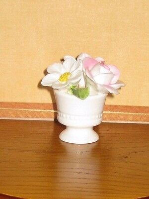 Aristocrat Bone China Vase of Flowers