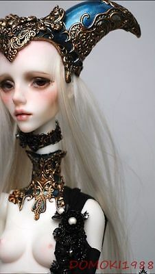 Bjd 1/3 Doll Girl Christina FACE MAKE UP+FREE EYES-Chateau dc Christina toy