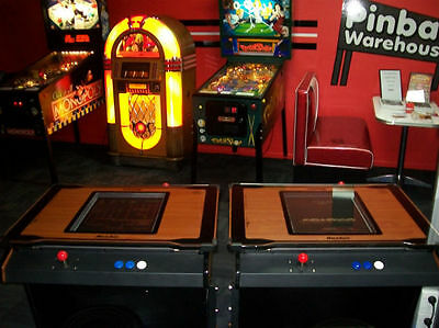 Tabletop Arcade Game Machine  With 60 Games.