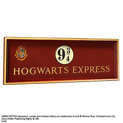 Harry Potter - Platform 9 3/4 - Wandschmuck