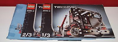 Lego BA 8285 Abschlepptruck B-Modell, only Instructions Manuel, ohne Steine