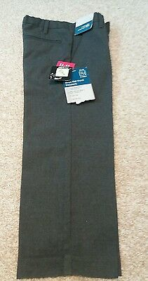 New Boys Grey School trousers size 4 years
