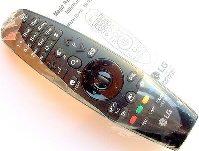 NEW ORIGINAL TV REMOTE CONTROL LG MAGIC AN-MR650 for Select 2016 Smart TVs