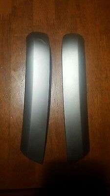 Ford Territory Sx Sy Sz Front Or Rear Interior Pull Handle Silver Insert