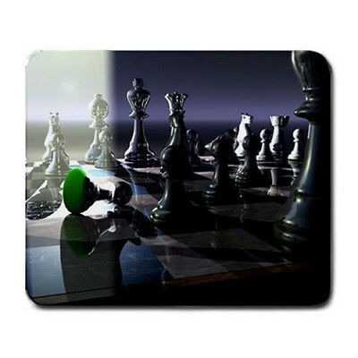 Chess Players Large Mousepad Mouse Pad Great Gift Idea