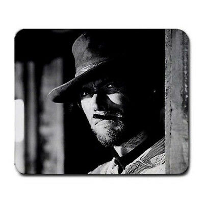 Clint Eastwood Large Mousepad Mouse Pad Great Gift Idea